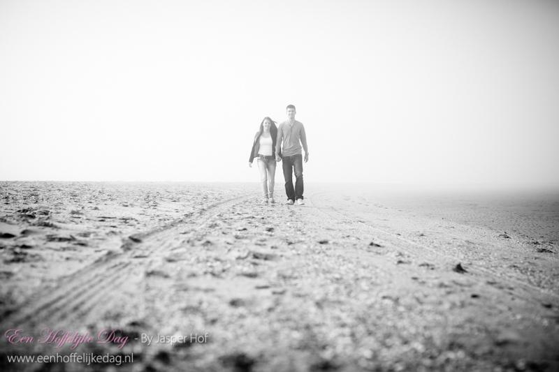 Fotoshoot strand Ouddorp Loveshoot