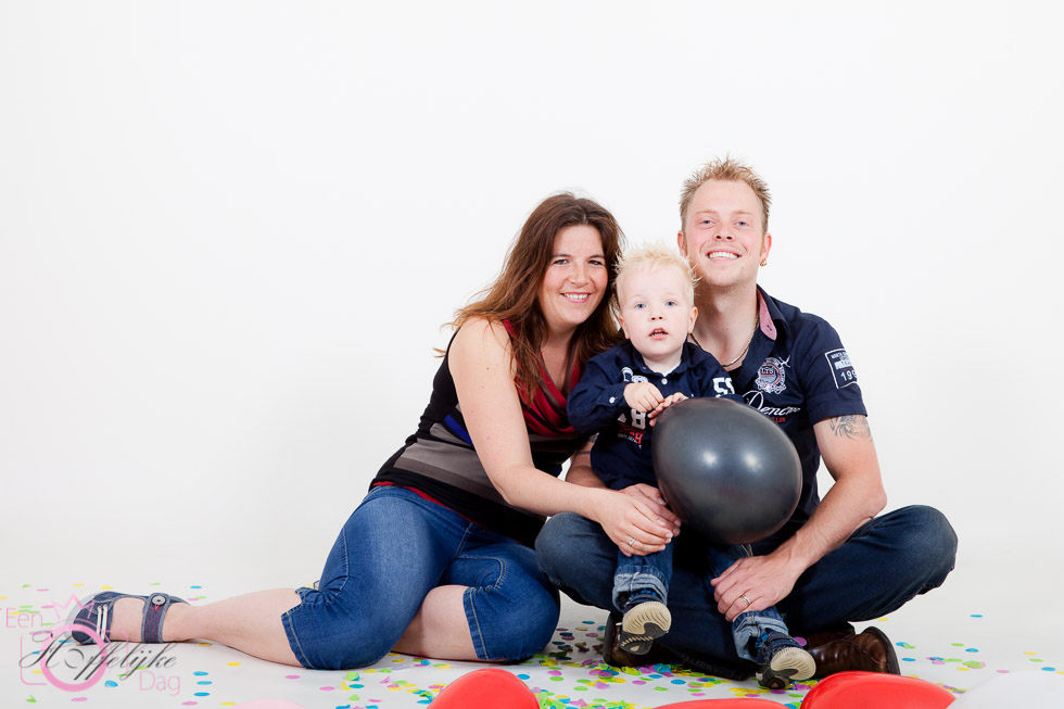 Familiefotoshoot in de studio | Rotterdam Barendrecht