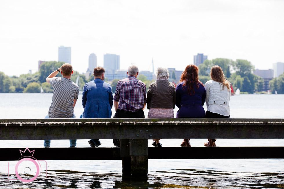 FamilieFotoshoot Rotterdam | Heldere gezinsfotografie Kralingse Bos (2)