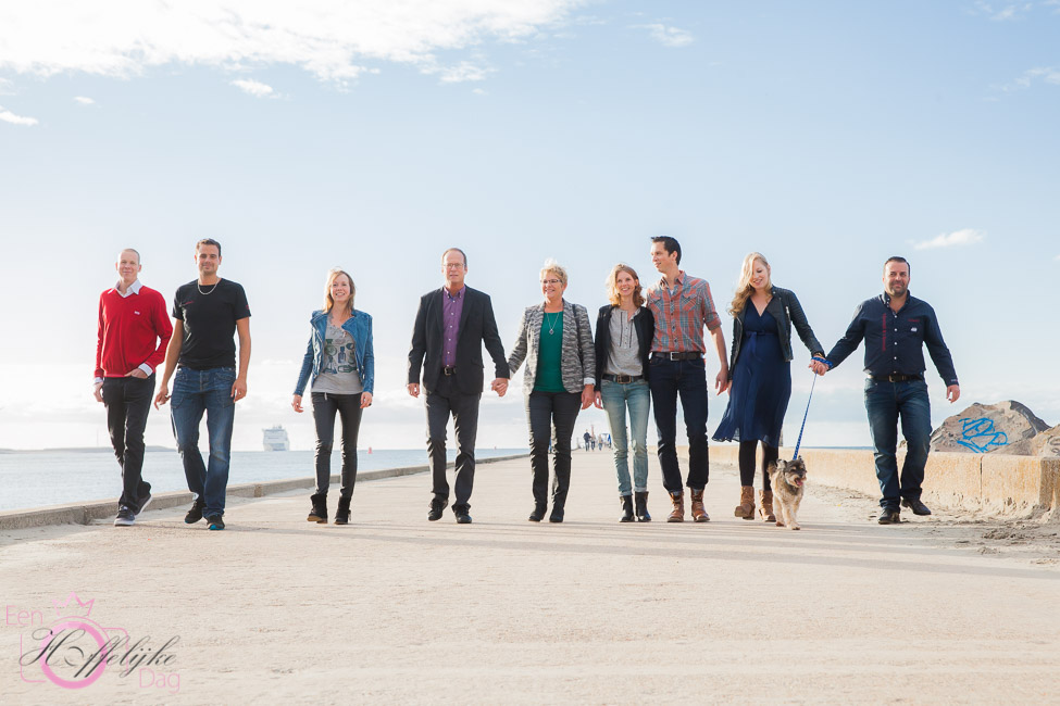Fotoshoot Hoek van Holland | Strandfotoshoot familie (2)