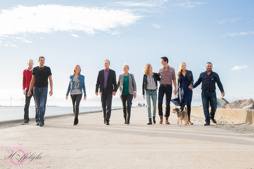 Fotoshoot Hoek van Holland | Strandfotoshoot familie (3)