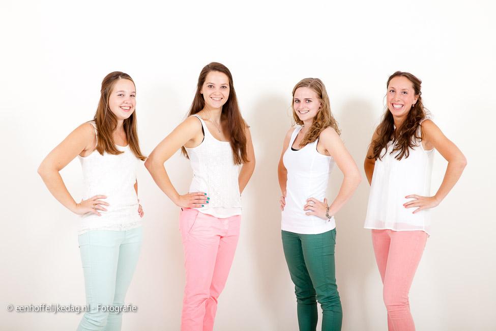 Vriendinnen fotoshoot in de fotostudio | Rotterdam (13)