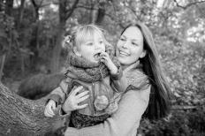 Familiefotografie Rotterdam | Gezinsfotoshoot in het Kralingse Bos (4)