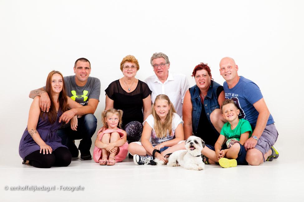 Familiefotoshoots in de fotostudio Rotterdam (9)
