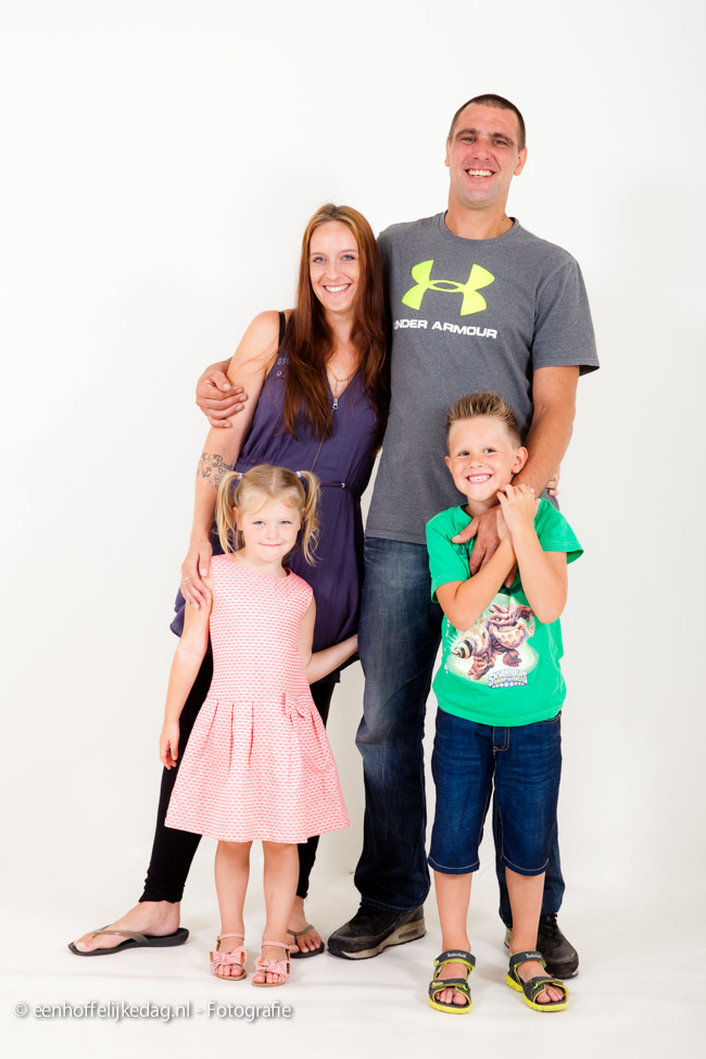 Familiefotoshoots in de fotostudio Rotterdam (8)