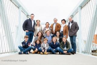 Fotoshoot Scheveningen | Familiefotografie en groepsfoto