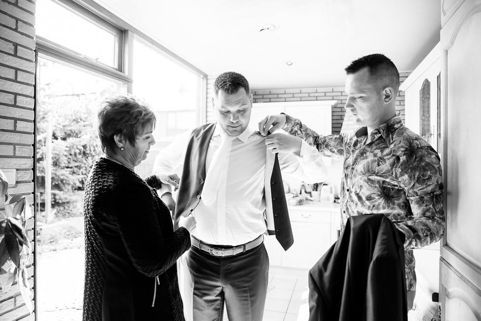 Bruidsfotograaf Rotterdam | Fotograaf Bruiloft Danny & Joyce (40)