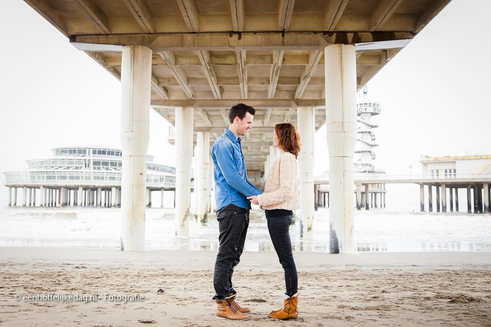 Fotoshoots Scheveningen | Huwelijksaanzoek op het strand | Loveshoot (15)