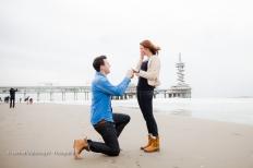 Fotoshoots Scheveningen | Huwelijksaanzoek op het strand | Loveshoot (8)